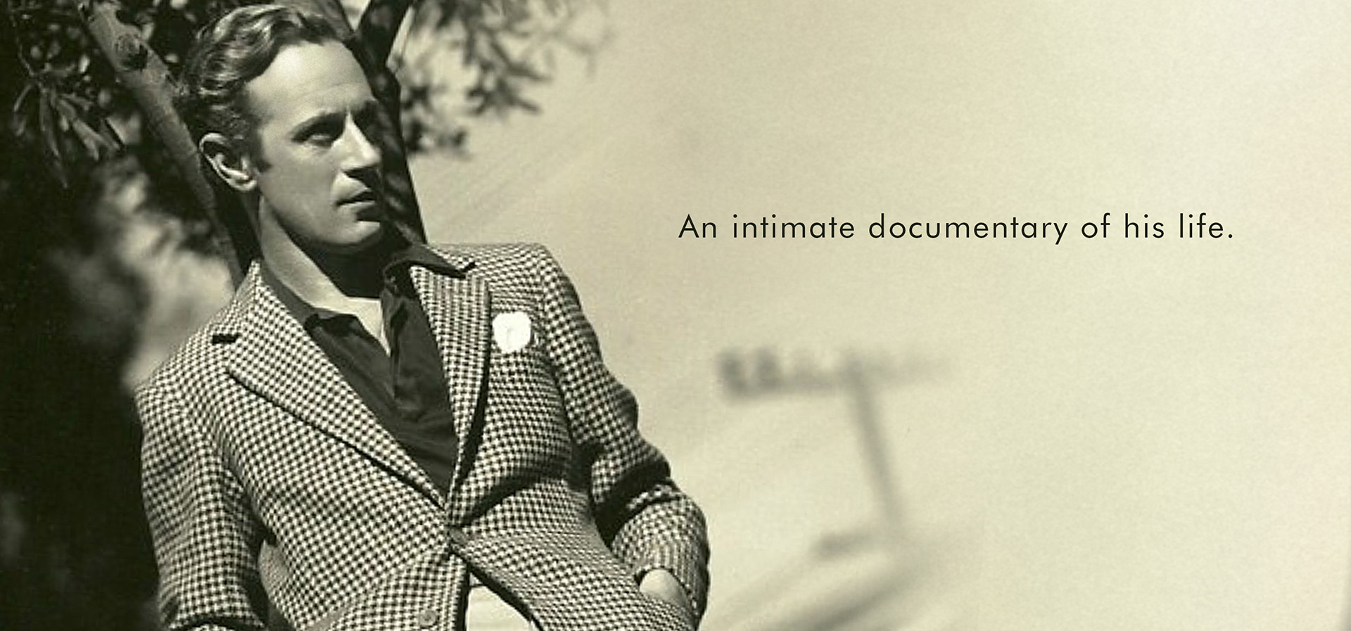 An intimate documentary of the life of Leslie Howard